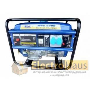Бензиновый генератор WERK WPG6500
